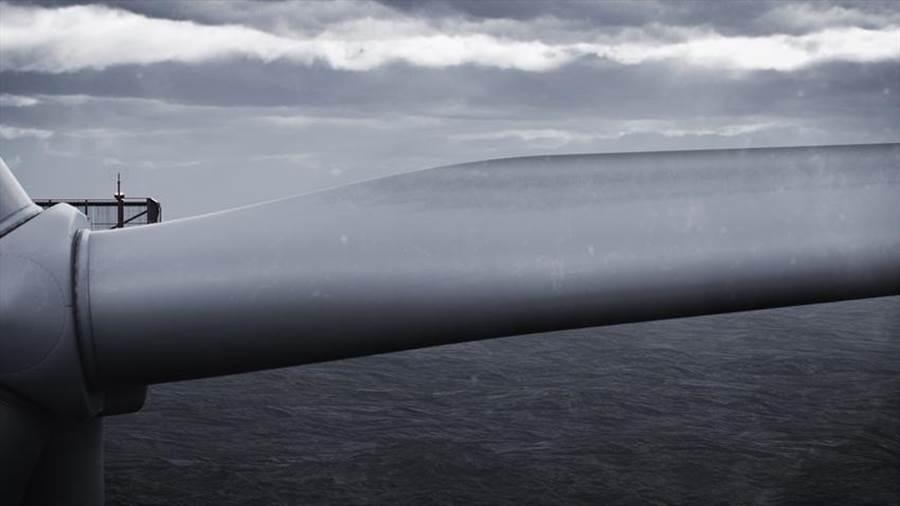MHI Vestas與天力簽訂風機葉片供應合約。(圖/MHI Vestas提供)