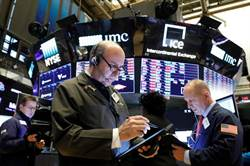 美股連三漲 創下1931年來的最強三日漲幅