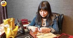 【美女珠寶師5】 訂製專屬故事 珠寶「有溫度」讓顧客大讚