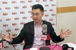 江啟臣:吳斯懷負面聲量高 恐把國民黨帶歪