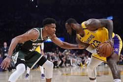 NBA》魔術強生:本季MVP屬於詹皇