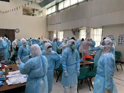 若爆大規模社區感染  台南市儲備400醫護防疫軍