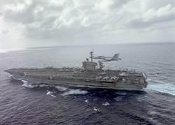 美航母不敵新冠 西太平洋現空窗