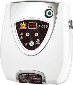 鑫司推數位恆溫電能熱水器