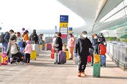 包機上海接人 武漢台商:長途跋涉不可行