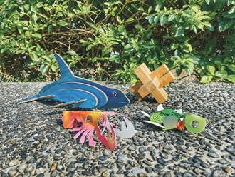 陽明海洋藝術館送居家「教育學習包」 讓宅在家也能玩的很創意