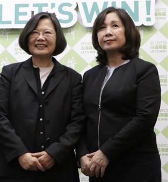 綠大咖參戰北市黨部主委 薛凌要讓選舉機器接地氣