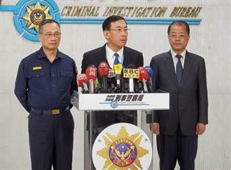 遭內政部政風處移送法辦  警政署長陳家欽:光明磊落、絕無不法