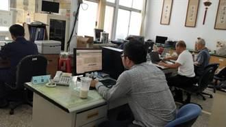 新化分局空拍機新功能 運送防疫物資