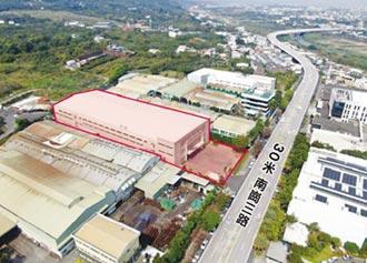 南投南崗工業區 大面積廠房標售案登場