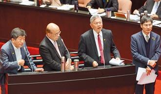 蘇揆引文 誇20年來最高聲望內閣