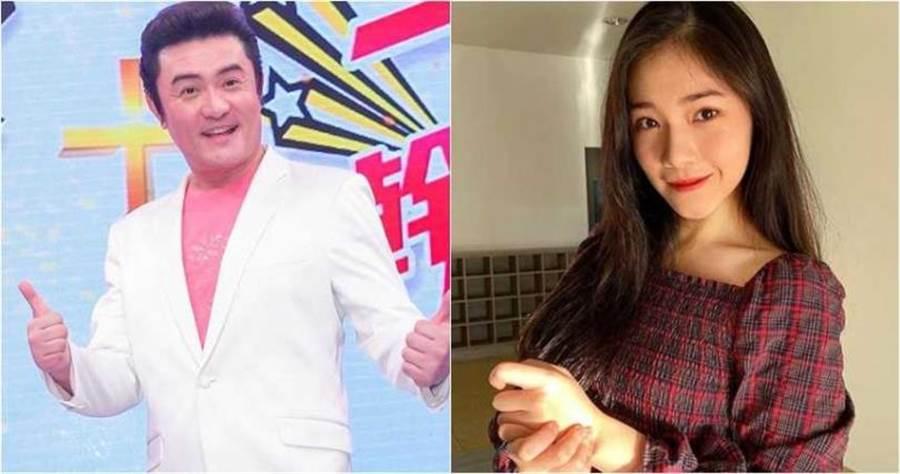 藝人李㼈才16歲的女兒李紫嫣,外型亮眼,近期將出道當藝人。(圖/報系資料照片,翻攝IG)
