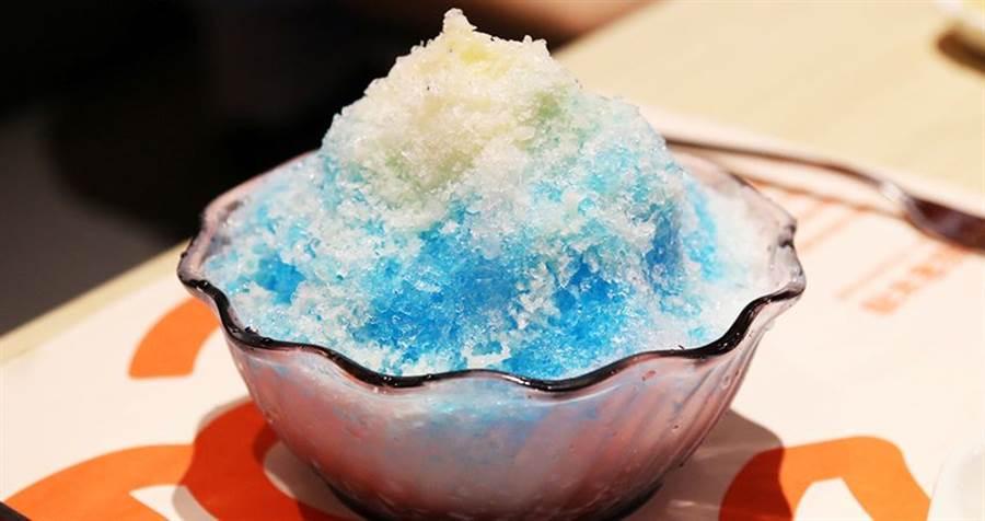 海洋微風自助剉冰。(喜滋客廚房提供)