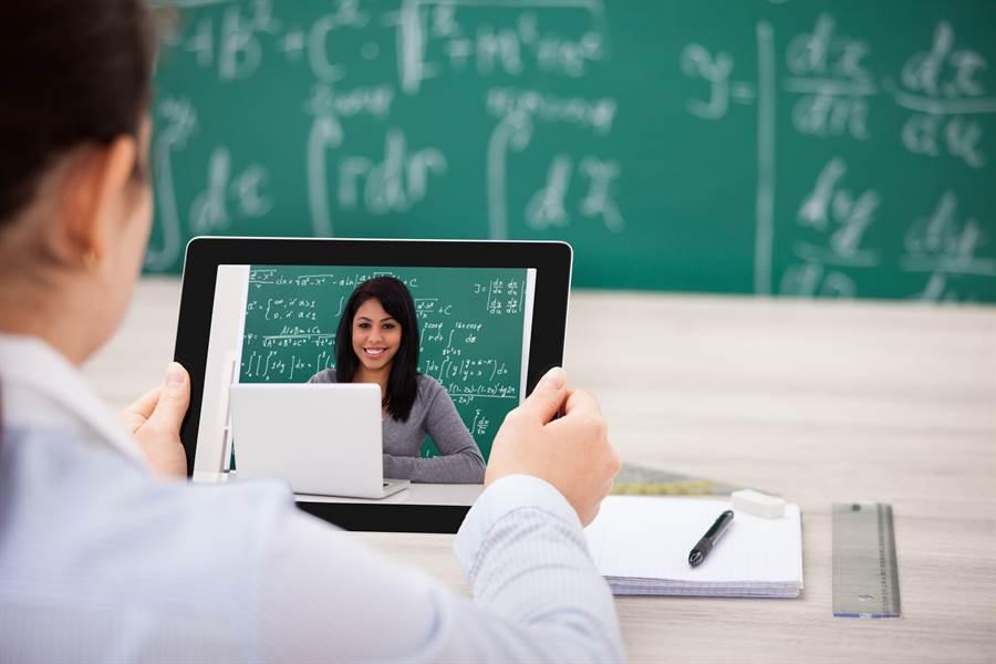 Adobe 助力全球受新冠肺炎影響的學校實現遠距教學。(達志影像/Shutterstock提供)