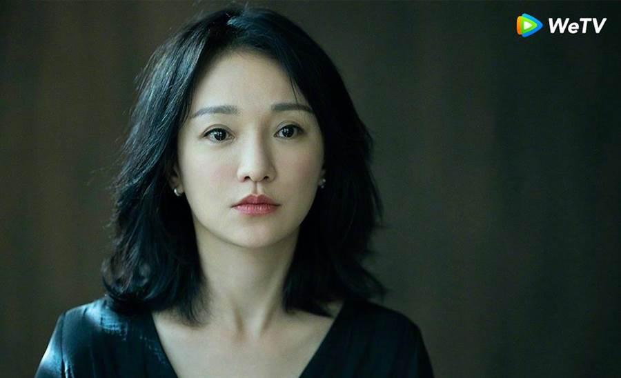 周迅演出《不完美的她》。(WeTV提供)