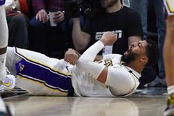 NBA》湖人球迷安心 一眉哥自爆陰性
