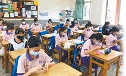 自我保護 嘉市鼓勵學子戴口罩