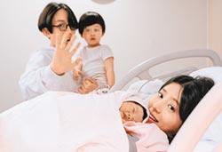 林宥嘉喜迎二寶 甜曬一家四口幸福照