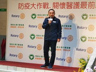 警政署長陳家欽遭法辦  侯友宜:好好防疫最重要