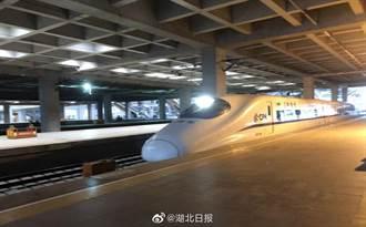 上海至武漢鐵路交通今早復駛 送外地武漢旅人回家