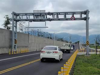 台東》順應民意 太平溪路堤共構最高速限提高為50公里