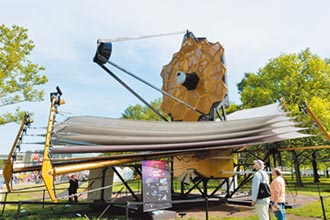韋伯太空望遠鏡 疫再延後發射