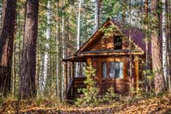 俄羅斯森林裡的小木屋別隨便進入?小心有去無回