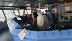 天然氣船員發燒 引水人憂港口淪防疫破口