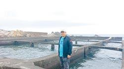漁二代養殖貢寮鮑 大鼻哥造漁船圓夢