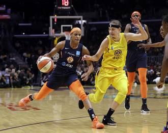 WNBA首例!火花後衛維澤檢驗陽性