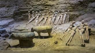 神秘挖死人骨頭 古文物藏迷人細節