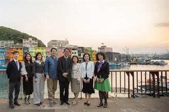 基隆三浦春馬邀日本駐台代表 暢遊台灣頭