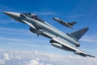 F-35首度落選 芬蘭決定採購歐洲颱風戰機