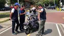 中市潭雅神綠園道禁行電動自行車  獲在地民意大力支持