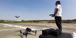 中市消防科技空拍人員勤練考照 提升救災戰力