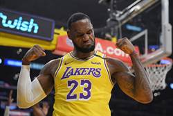 NBA》纏訟4年 詹姆斯刺青案勝利