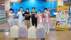 抗疫備戰 立委馬文君贈埔榮800個防護面罩