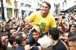 巴西總統神發言 新冠只是小感冒 經濟不能因此停擺