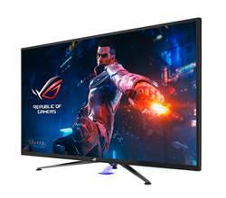 144Hz更新率 43吋DSC電競螢幕ROG Swift PG43UQ上市