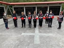 泰安提升殯葬品質 斯瓦細格納骨牆啟用