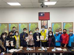竹南鎮公所採購防疫物資 維護鎮民安全