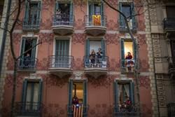 西班牙確診病例剛剛超過大陸 全球排第三