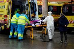 西班牙1.2萬醫護人員新冠病毒檢測呈陽性
