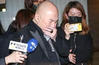 劉真走了辛龍崩潰「撕心裂肺」 他的安慰讓人忍不住痛哭…