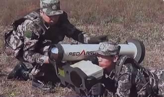大陸出口「山寨標槍」紅箭12反戰車飛彈