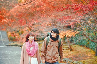 《若是一個人》京都取景 孫可芳冷到忘詞