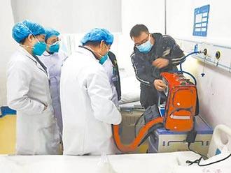 北京產製呼吸機 馳援義大利等國