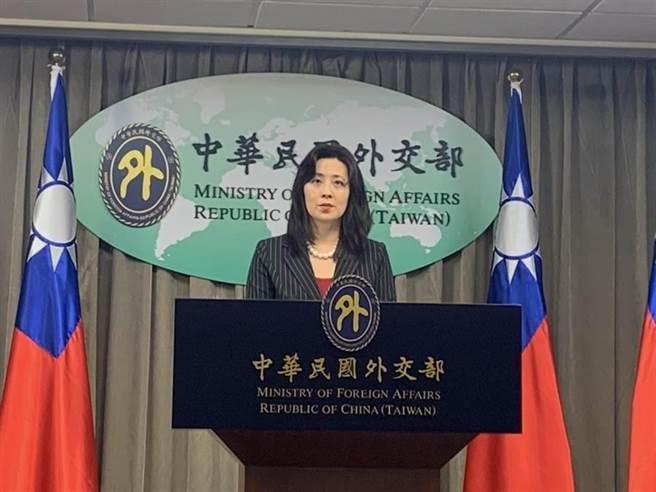 外交部發言人歐江安(本報系資料照片)