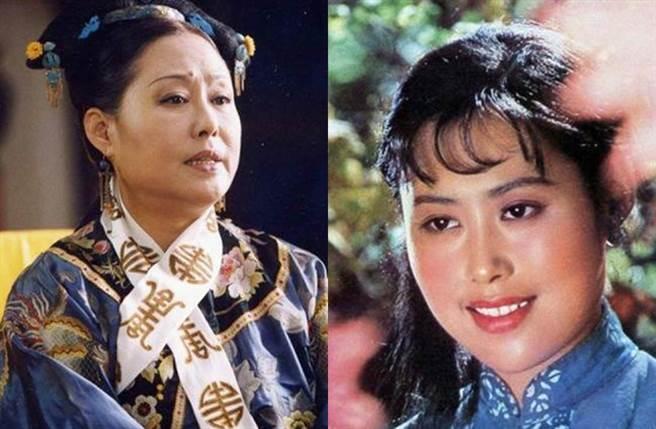 斯琴高娃演過多部好戲,都台灣觀眾相當有印象。(圖/翻攝自微博)