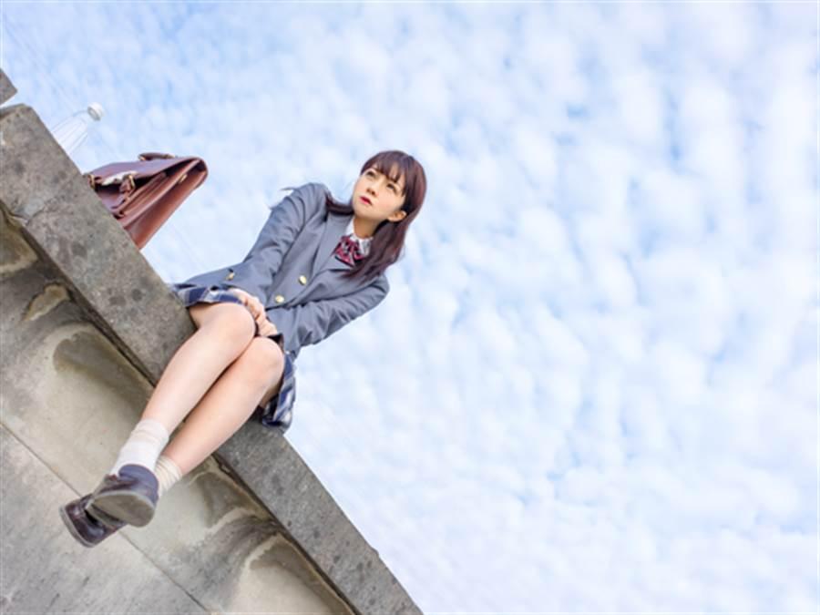 淡江高中二次元正妹爆紅 自曝驚人兒時照(示意圖與本文無關/達志影像)